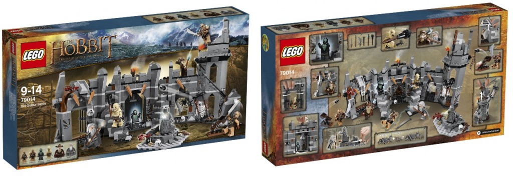 LEGO Hobbit 79014 Dol Guldur Battle - Toysnbricks