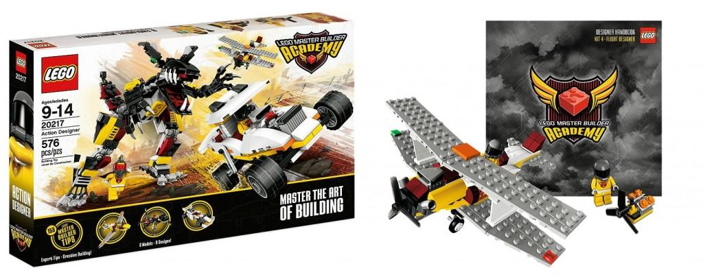 LEGO Master Builder Academy Action Designer 20217 - Toysnbricks