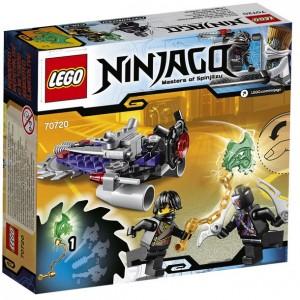 LEGO Ninjago Hovering Hunter 70720 (Pre) - Toysnbricks