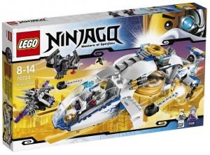 LEGO Ninjago NinjaCopter 70724 - Toysnbricks