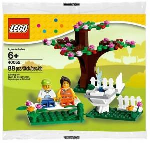 LEGO Springtime Scene 40052 - Toysnbricks