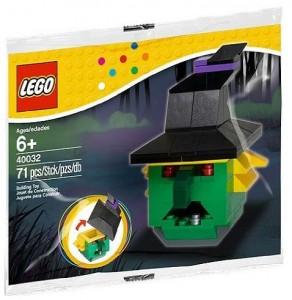 LEGO 40032 Witch Halloween 2013 - Toysnbricks
