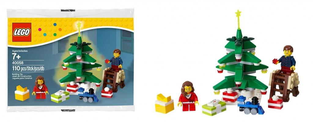 LEGO 40058 Decorating the Tree Christmas 2013 - Toysnbricks