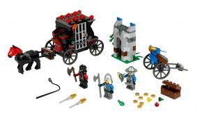 LEGO Castle Gold Getaway 70401 - Toysnbricks