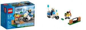 LEGO City 60041 Crook Pursuit - Toysnbricks