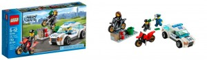 LEGO City 60042 High Speed Police Chase - Toysnbricks