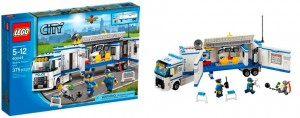 LEGO City 60044 Mobile Police Unit - Toysnbricks