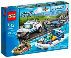 LEGO City 60045 Police Patrol - Toysnbricks
