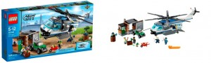 LEGO City 60046 Helicopter Surveillance - Toysnbricks