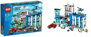 LEGO City 60047 Police Station - Toysnbricks