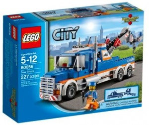 LEGO City 60056 Tow Truck - Toysnbricks