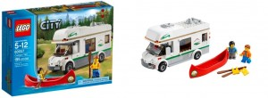 LEGO City 60057 Camper Van - Toysnbricks