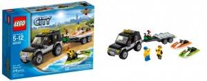 LEGO City 60058 SUV with Watercraft - Toysnbricks