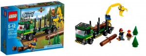 LEGO City 60059 Logging Truck - Toysnbricks
