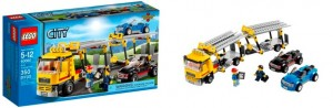 LEGO City 60060 Auto Transporter - Toysnbricks