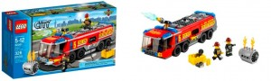 LEGO City 60061 Airport Fire Truck - Toysnbricks