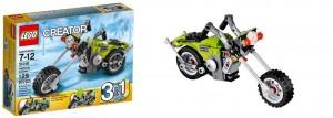 LEGO Creator 31018 Highway Cruiser - Toysnbricks
