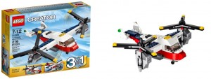 LEGO Creator 31020 Twinblades Adventures - Toysnbricks
