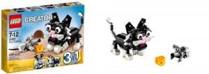 LEGO Creator 31021 Furry Creatures - Toysnbricks