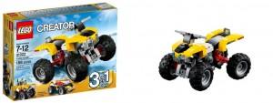 LEGO Creator 31022 Turbo Quad - Toysnbricks