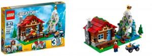 LEGO Creator 31025 Mountain Hut - Toysnbricks