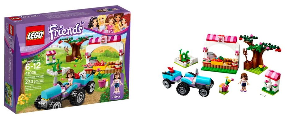 LEGO Friends 41026 Sunshine Harvest - Toysnbricks