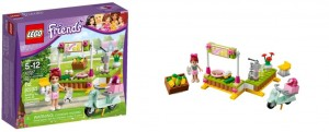 LEGO Friends 41027 Mia's Lemonade Stand - Toysnbricks