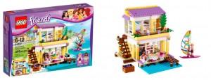 LEGO Friends 41037 Stephanie's Beach House - Toysnbricks