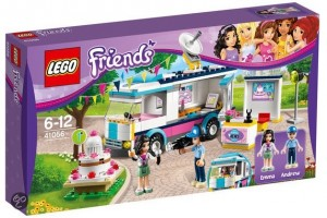 LEGO Friends 41056 Heartlake News Van (Pre)