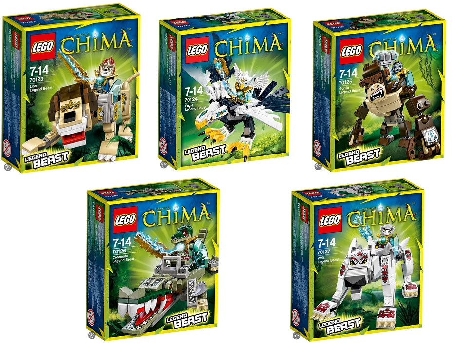 lego chima legend beast rhino - photo #20