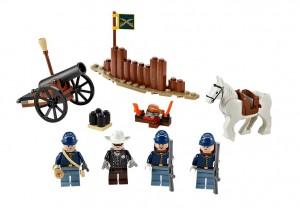 LEGO Lone Ranger 79106 Cavalry Builder Set - Toysnbricks