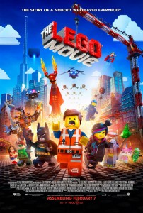 LEGO Movie Poster 2014 HIgh Resolution
