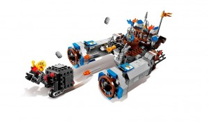 LEGO Movies Flying Fortress 70806