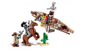 LEGO Movies Glider Escape 70800