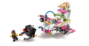 LEGO Movies Ice Cream Truck 70804