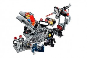 LEGO Movies Melting Room 70801