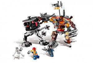 LEGO Movies Metal Beard's Duel 70807