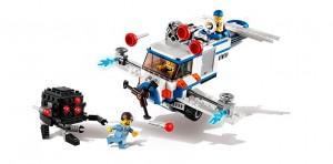 LEGO Movies Plumber Van 70811