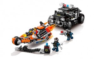 LEGO Movies Super Cycle Chase 70808