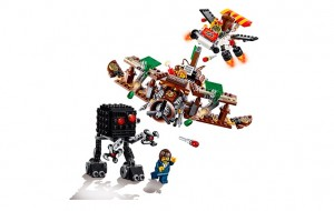 LEGO Movies Western Plane 70812