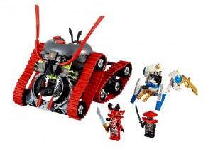 LEGO Ninjago Garmatron 70504 - Toysnbricks
