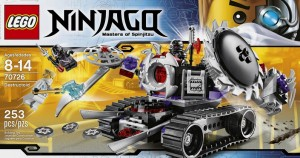 LEGO Ninjago Rebooted 70726 Destructoid