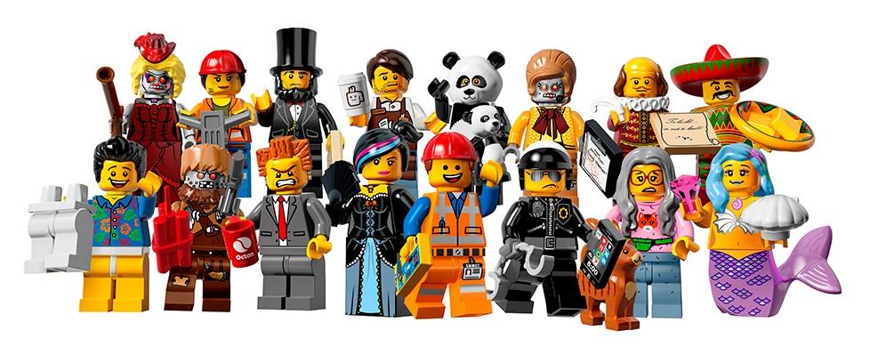 LEGO Series 12 Minifigures (Pre)