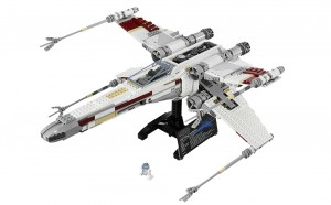 LEGO Star Wars 10240 Red Five X-wing Starfighter - Toysnbricks