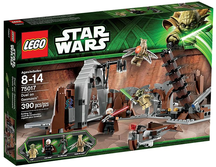 LEGO Star Wars Duel on Geonosis 75017 - Toysnbricks