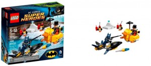 LEGO Super Heroes Batman 76010 The Penguin Face off - Toysnbricks