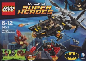 LEGO Super Heroes Batman 76011 Man-Bat Attack (Pre)