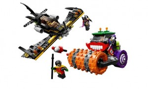LEGO Super Heroes Batman Batman The Joker Steamroller 76013