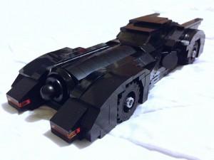 [MOC] Batmobile (1989)