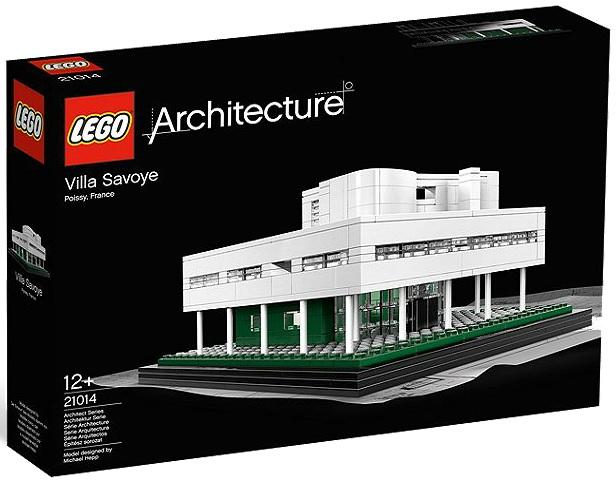 LEGO 21014 Architecture Villa Savoye - Toysnbricks